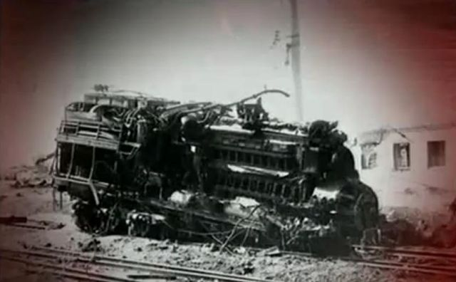 Крупнейшие железнодорожные катастрофы в СССР
