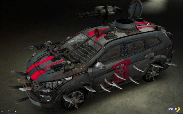 Зомби-маркетинг Hyundai