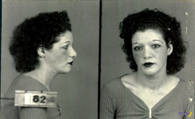Проститутки из Монреаля времен Второй Мировой