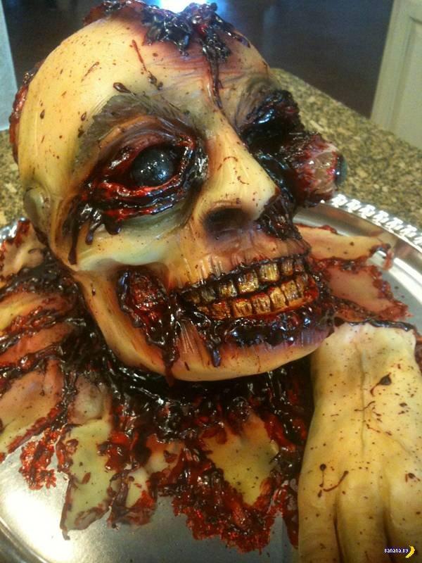Кровь, кишки, тортики!
