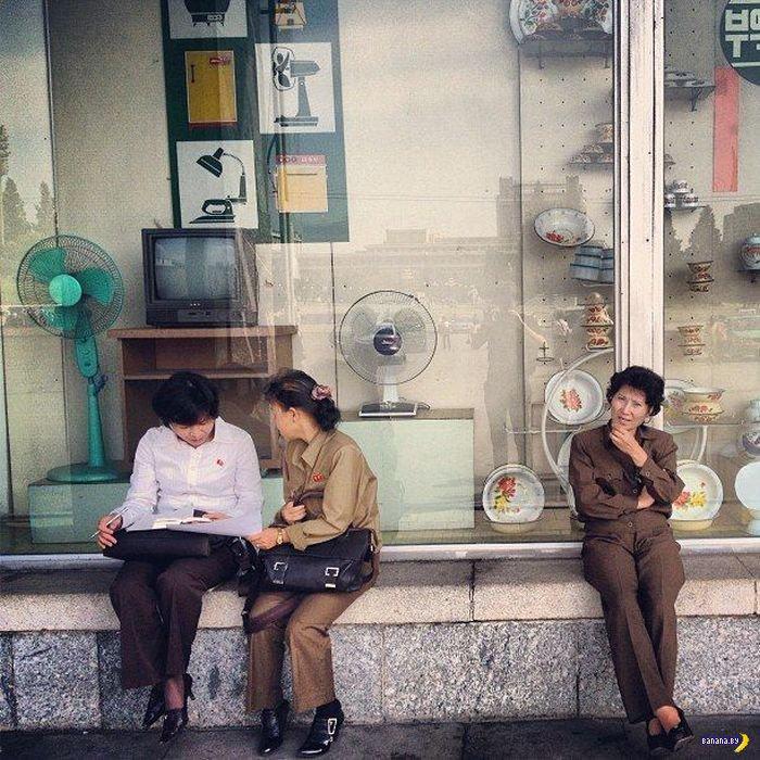 165 фотографий из Северной Кореи