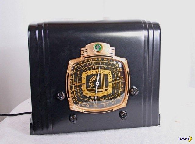 Винтажные радиоприёмники