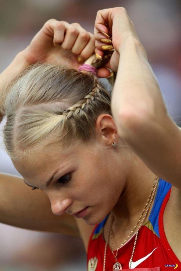 Дарья Клишина – спорстменка, комсомолка