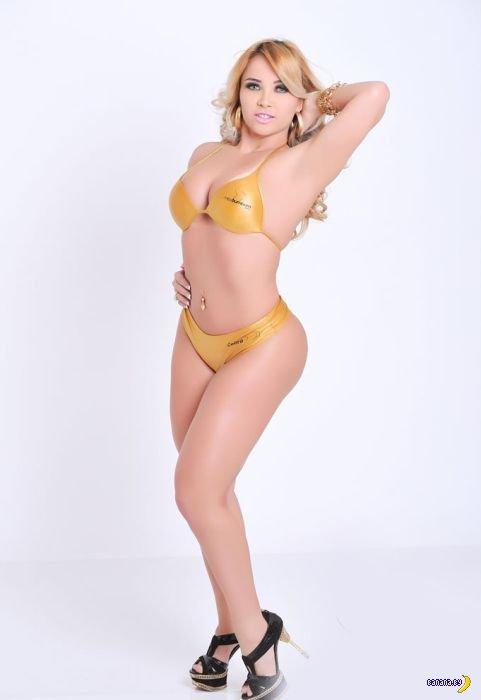 Участницы Miss Bum Bum 2013