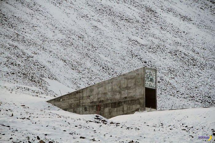 Объект Svalbard