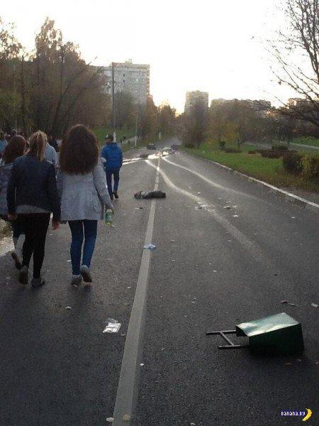 В Москвабаде начался народный бунт (онлайн трансляция)