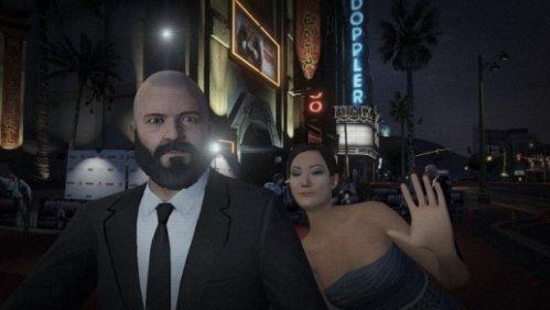 Лучшие автопортреты из GTA V