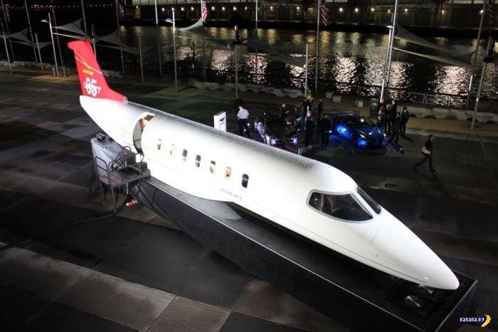 Learjet 85