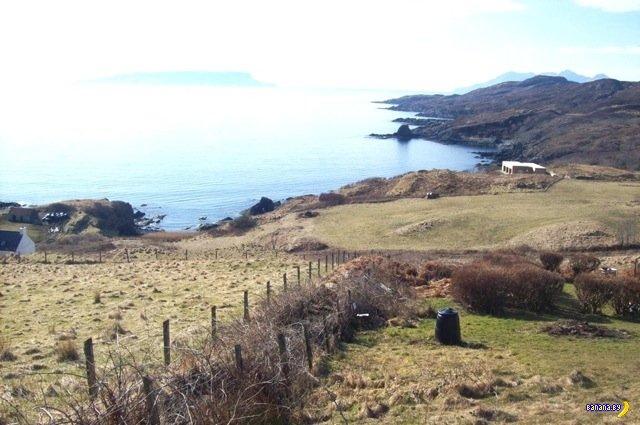 Дача в Шотландии