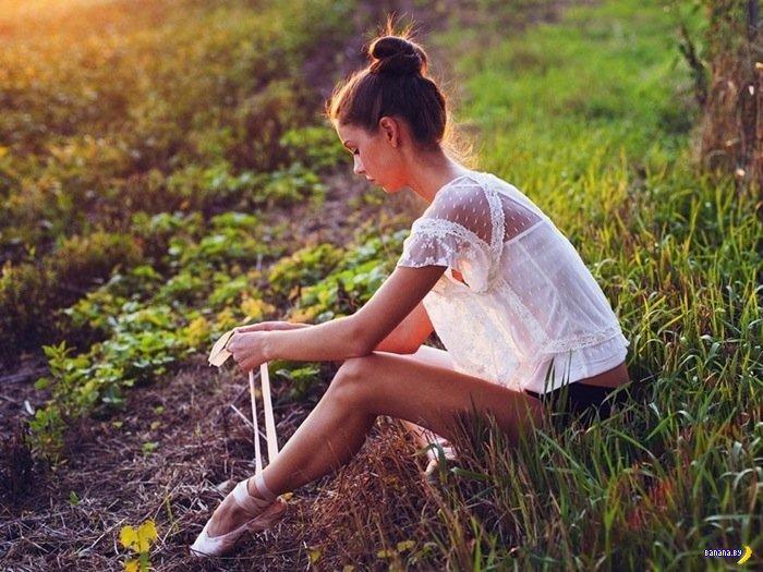 Красивые девушки в красивых местах - 3