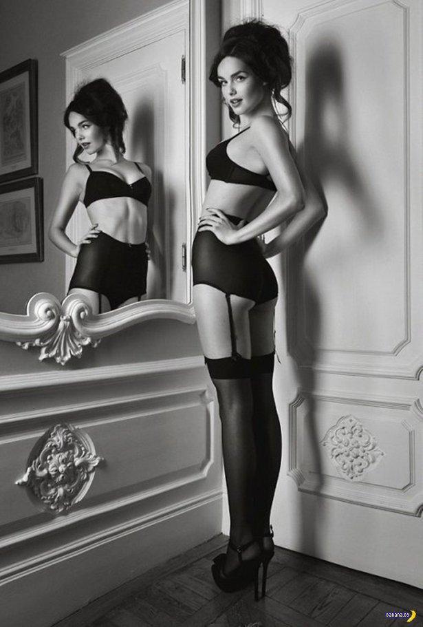 Красивые девушки в нижнем белье - 19