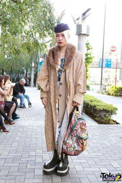 Очередные модники из Токио