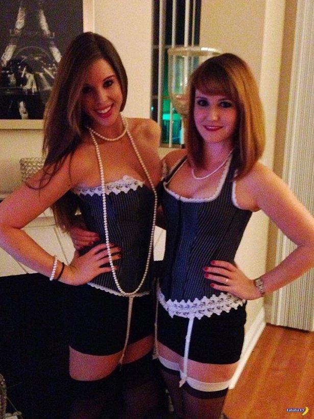 Красивые девушки в нижнем белье - 20