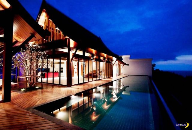 Вилла мечты в Тайланде