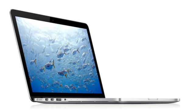 MacBook Pro с Retina-дисплеем в версии Late 2013