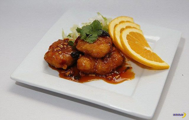 Что может сделать с едой из фаст-фуда приличный шеф-повар