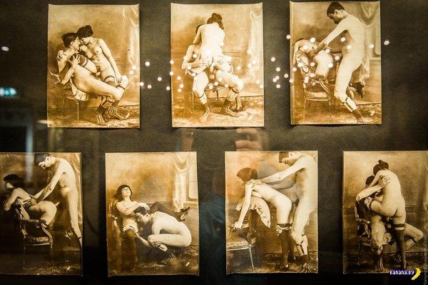 Фоторепортаж из Музея Секса в Амстердаме