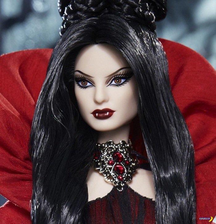 Новая Барби-вампиресса