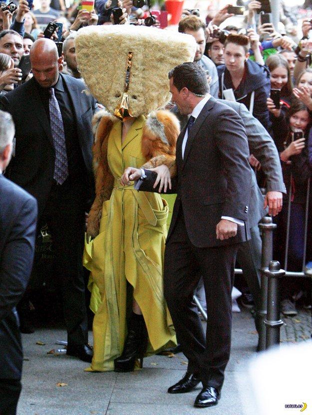 Обычная Леди Гага
