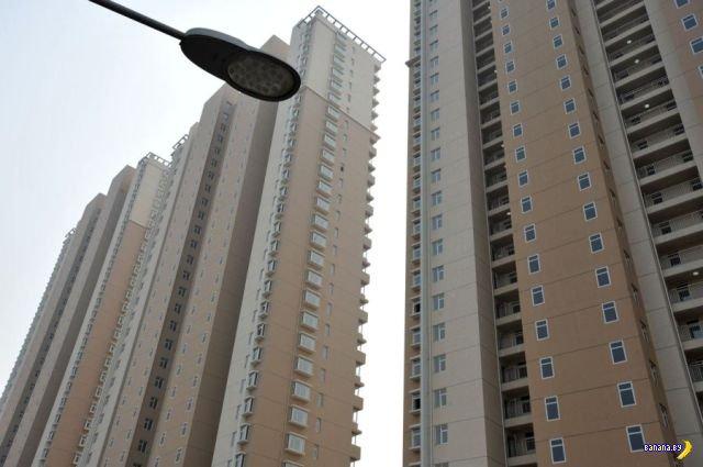 Китайское ноу-хау в области строительства