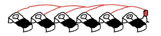 Комикс, иллюстрирующий 99% всех споров по моральным вопросам