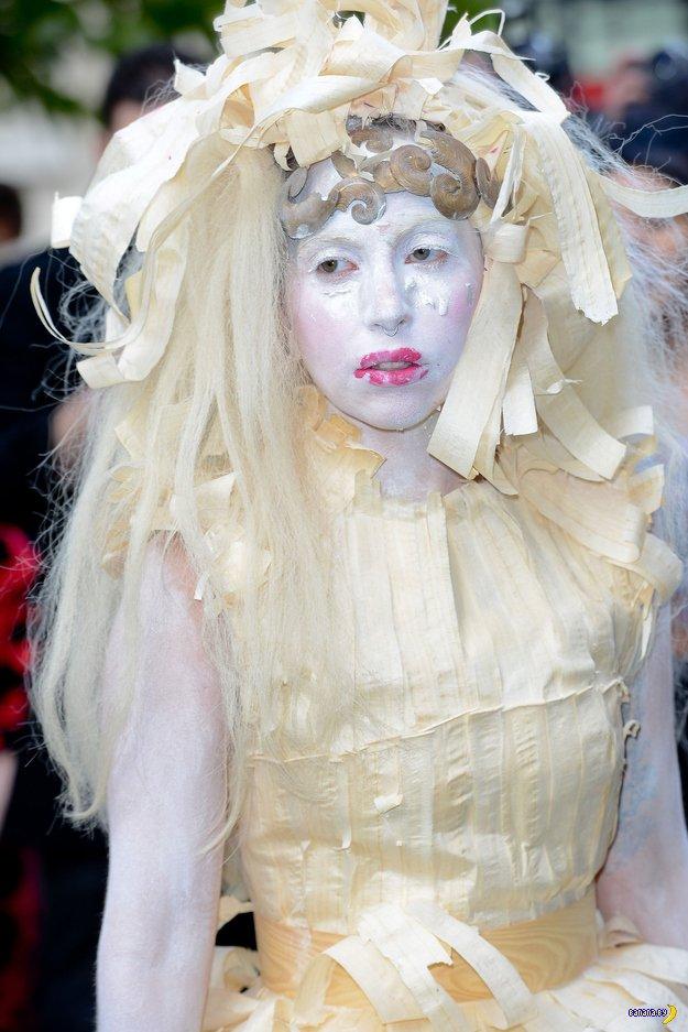 В Лондоне замечен призрак Леди Гаги
