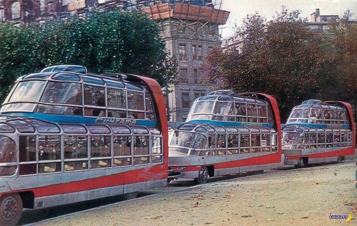 Фантастические автобусы