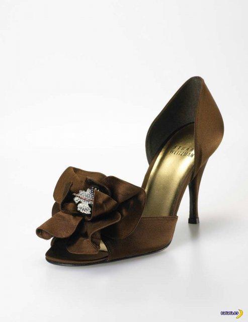 Самая дорогая женская обувь в мире