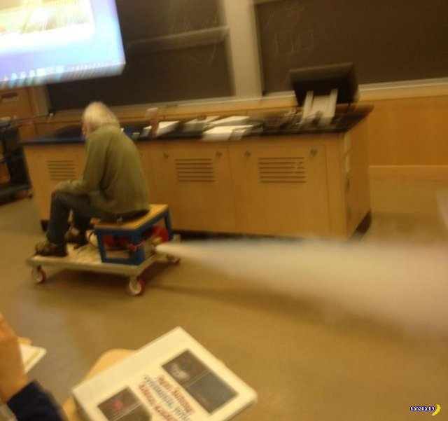 Немного физики