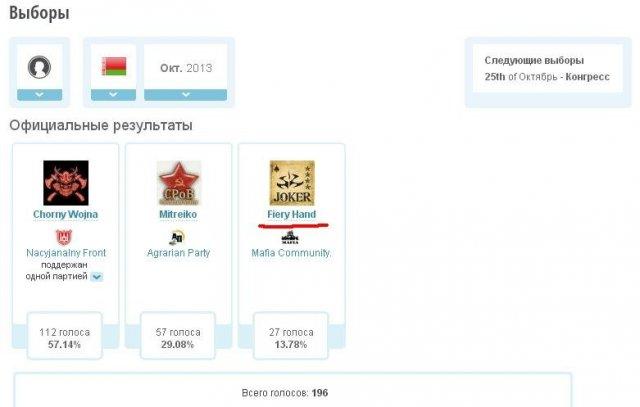 Альтернативная страна: электронная Беларусь.