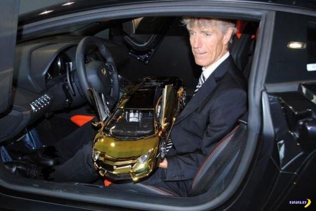 ���������� Lamborghini �� ���� ���������