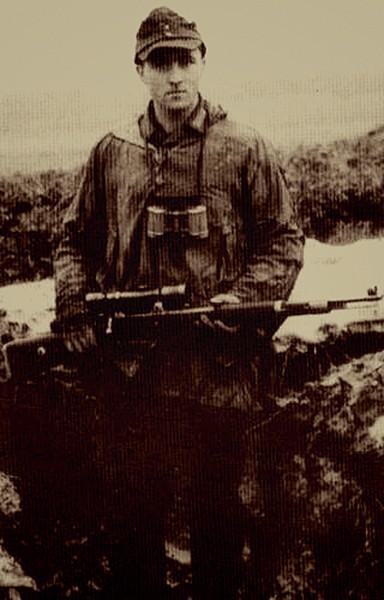 Как немецкие снайперы вычисляли английских офицеров?