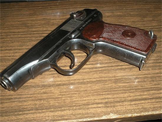 В Могилеве милиция стреляла по людям
