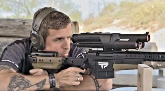 Новая снайперская винтовка США: с Wi-Fi, Linux и автоприцелом