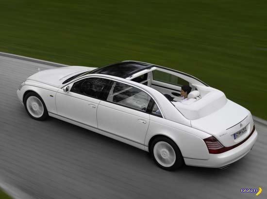 Самые дорогие серийные автомобили