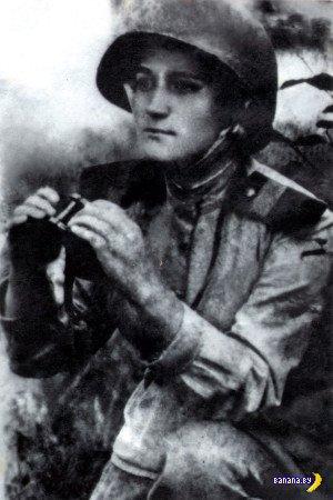 Снайпер Мария Катаева