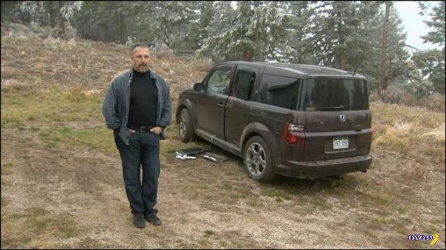Винни-Пух и Honda