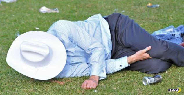 Королевские скачки в Австралии