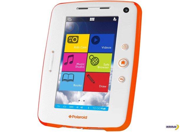 Polaroid врывается на рынок планшетов