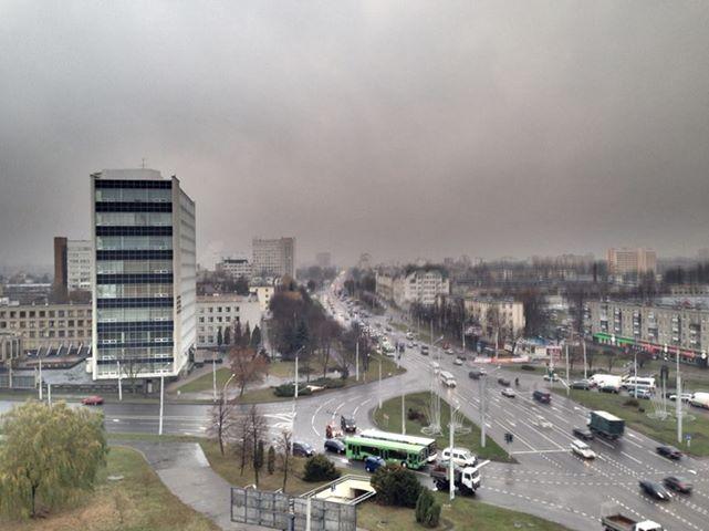 В Беларуси синоптики обещают теплую неустойчивую погоду