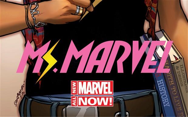MARVEL запускает супергероиню-мусульманку