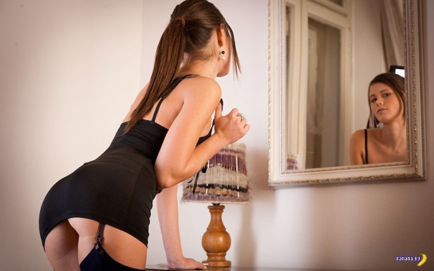 Красивые девушки в нижнем белье - 21