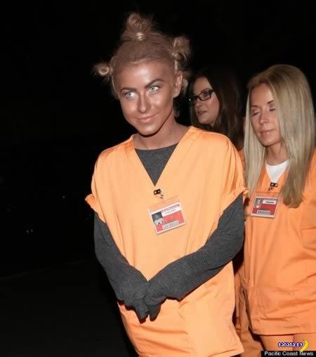 Черный юмор в костюмах на Хэллоуин