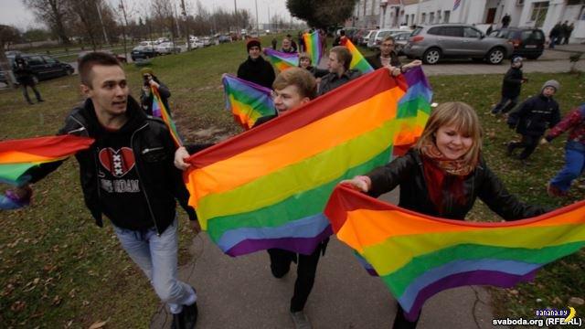 В декабре в Минске планируют провести гей-прайд