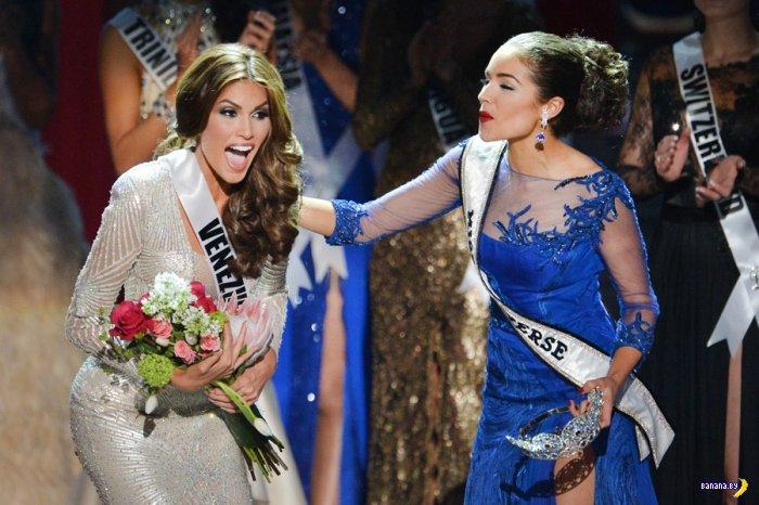 Выбрана новая Мисс Вселенная