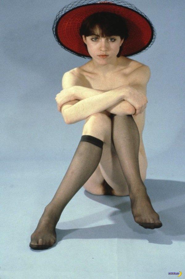 Обнаружились новые фотографии юной Мадонны