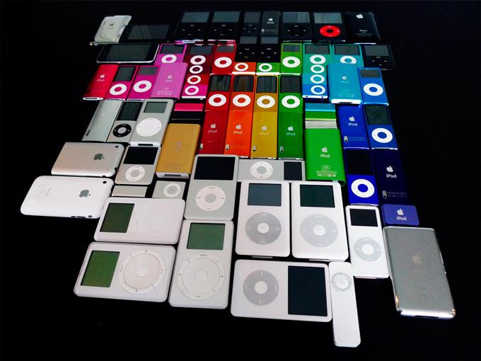 iPod - 12 лет