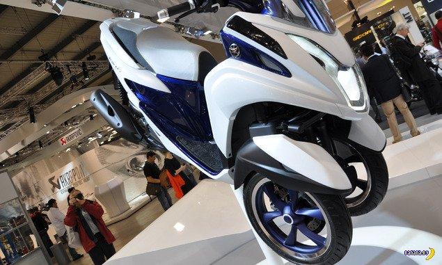 EICMA-2013 новости о двух колесах