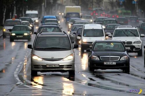 Правительство предлагает взимать с каждого автомобиля налог 500 тысяч рублей