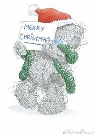 Рождество для мишки